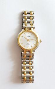 【送料無料】腕時計 ファムビコラパイルmontr femme , mcanisme quartz , mtal acier bicolore manqu la pilex158