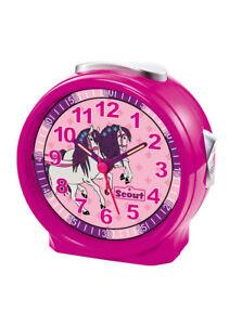 【送料無料】腕時計 アナログアラームクロック