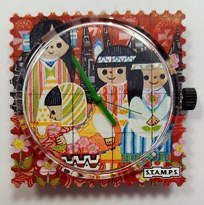 【送料無料】腕時計 #アンデスタイル#stamps uhr 034;anden tile034;