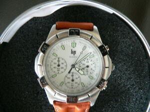 【送料無料】腕時計 リップリレーパイルancienne montre lip dans sa boite fonctionne pile neuve