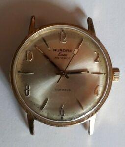 【送料無料】腕時計 ビンテージmontre vintage aurore luxe mvt fe 140