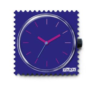 【送料無料】腕時計 スタンプファンキーバイオレットstamps stamps uhr watch funky violet