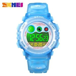 【送料無料】腕時計 スポーツキッズchildren sport watch luxury electronic watch for kids children boys girls s w