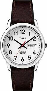 【送料無料】腕時計 メンズリーダーブラウンレザーストラップウォッチカラー
