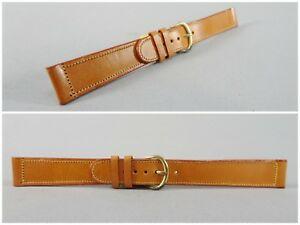 【送料無料】腕時計 ビンテージシックウォッチストラップカーメルカーフスキンレザー1930s original vintage 15mm chic citation watch strap, carmel calfskin leather