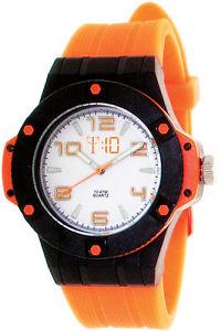 【送料無料】腕時計 オレンジorologio t10 pepino arancione t10p027a