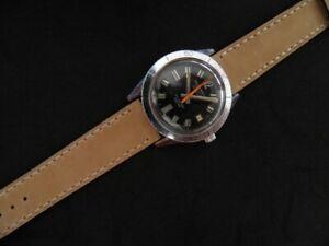 【送料無料】腕時計 ブレスレットマロンデューンブランシュ24 mm dlicat et souple bracelet agneau vritable marron dune couture blanche