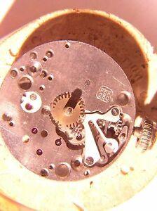 【送料無料】腕時計 キングストンneues angebotkingston g0, 17j fef 250,  for parts or restoration