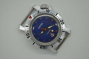【送料無料】腕時計 ビンテージソロシアヴォストークvintage ussr russian wristwatch navy vostok cadet mini serviced [451]