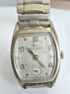 【送料無料】腕時計 ビンテージウォッチvintage bulova watch 6821720