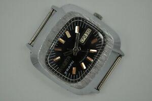 【送料無料】腕時計 ビンテージソロシアウオッチメーカーvintage ussr russian wristwatch raketa quartz serviced[901]