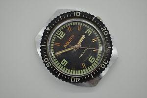 【送料無料】腕時計 ビンテージソロシアウオッチメーカーvintage ussr russian wristwatch raketa quartz serviced[380]
