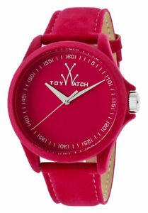【送料無料】腕時計 ピンクビロードタッチレディースストラップウォッチtoywatch sartorial pink velvet touch womens strap watch pe03ps