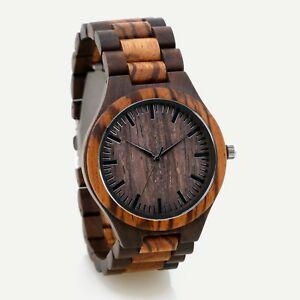 【送料無料】腕時計 メンズウォッチpersonalized wooden watch for men groomsman gift engraved watch wood watch mens