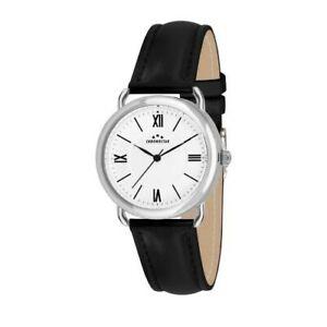 【送料無料】腕時計 オロロジオクロノスタージュリエットorologio chronostar juliet donna pelle nero 34mm r3751274503