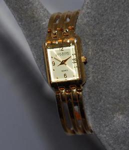 【送料無料】腕時計 ジョアンリバースクラシックゴールドトーンバッテリーjoan rivers classics gold tone quartz watch working with battery