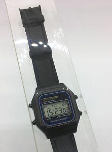 【送料無料】腕時計 ブレスレットビンテージノワール* rich gone broke * montre bracelet rgb electronique vintage * noir * neuve *
