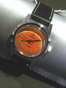 【送料無料】腕時計 ジョリーancienne suisse mecanique feminine lanco de 1970,17 rubis,jolie cadran reviser