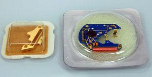 【送料無料】腕時計 スイスクオーツムーブメントコイルモジュール rado swiss eta circuit coil module quartz watch movement 955412 part 4038