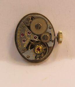 【送料無料】腕時計 レディウォッチムーブメントセットlongines cal 15l lady watch movement 17 jewels winds sets runs
