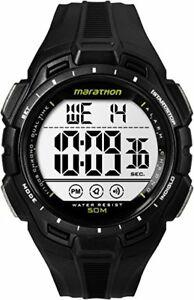 【送料無料】腕時計 メンズデジタルフルストラップマラソンtimex corporation marathon by mens digital fullsz resin strap watch