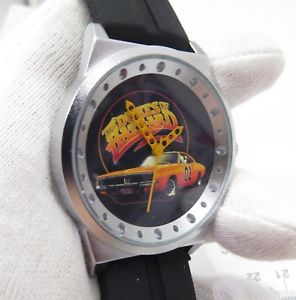 【送料無料】腕時計 レーシングdukes of hazzard,general lee,racing hands ,mens big character watch,1214