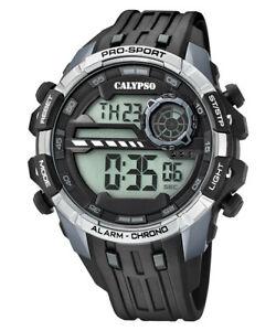 【送料無料】腕時計 カリプソデジタルアラームクロノグラフクロノcalypso digitaluhr alarmchronograph chrono k57291