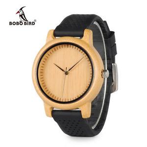 【送料無料】腕時計 ボボレディースカラフルbobo bird luxury watch ladies bamboo wood quartz watches colorful gifts for her