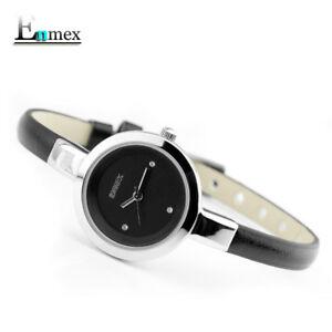 【送料無料】腕時計 クリエイティブスリムストラップfestival memorial day gift enmex women creative slim strap wristwatch brief