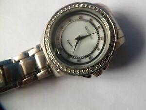 【送料無料】腕時計 ヴィンテージストーンセットベゼルクォーツa vintage quartz mestige watch with stone set bezel