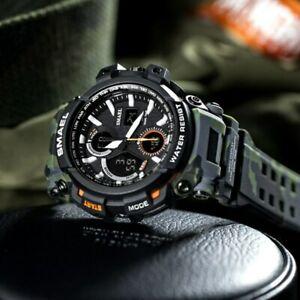 【送料無料】腕時計 スポーツデジタルウォッチウィットウォッチ