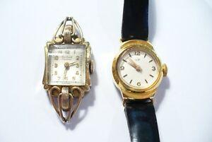【送料無料】腕時計 リレーパフェduo ancienne montre anne 60 numrote fonctionne parfaitement