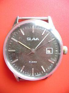 【送料無料】腕時計 ロシアソスラmontre russe sovietique urss slava