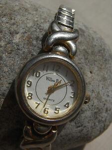 【送料無料】腕時計 ヤナギベイブレスレットancienne willowbay feminine des annees seventies,bracelet mtal strill,