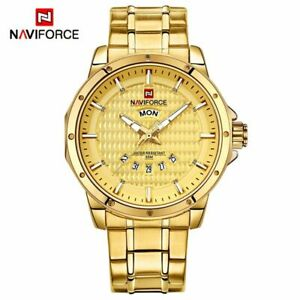 【送料無料】腕時計 スポーツクオーツメンズフルスチールwaterproof watches men luxury full steel sport quartz watch mens military wrist