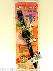 【送料無料】腕時計 レアフリントストーンオリジナルパッケージバッテリ