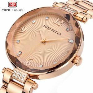 【送料無料】腕時計 ブランドクリスタルゴールドクリスマスluxury brand crystal gold watch quartz xmas gifts for her wife girl female women