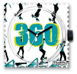 【送料無料】腕時計 スタンプstamps stamps uhr watch 360