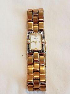 【送料無料】腕時計 ビンテージbulova wristwatch vintage womens 6