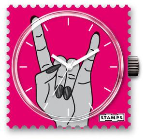 【送料無料】腕時計 スタンプ