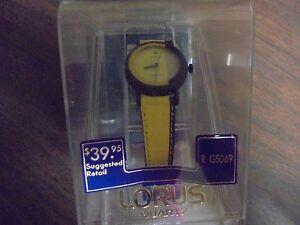 【送料無料】腕時計 womens lorus quartz r gs069