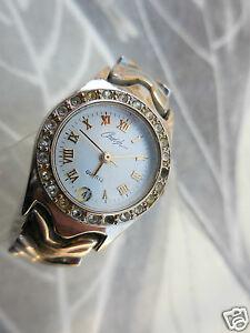 【送料無料】腕時計 ジョリモデルブレスレットancienne cherish chr260,joli model feminin bracelet assorti a date ,annee 1970