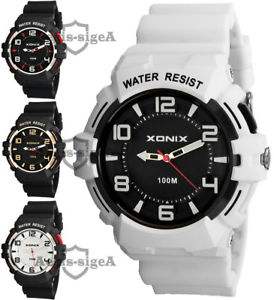 【送料無料】腕時計 アナログウォッチhigh quality watch for men xonix wr100m quartz, analog