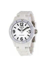 【送料無料】腕時計 プラスチック282 invicta angel womens 1207 white plastic watch