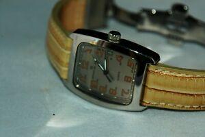 【送料無料】腕時計 イタリアテンポウォッチクオーツアナログストラップicina del tempo italy watch ss quartz analog leather deployment strap
