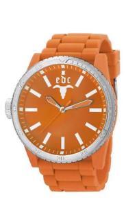 【送料無料】腕時計 ゴムオレンジアナログシリコンオレンジedc by esprit rubber star vibrant orange ee100831012 analog silikon orange