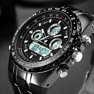 【送料無料】腕時計 トップスポーツミリタリーreadeel top sport quartz wrist watch men military waterproof watches led dig