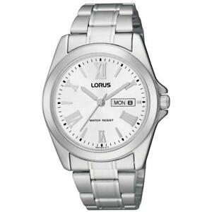 【送料無料】腕時計 ステンレススチールブレスレットlorus stainless steel bracelet watch rj639ax9