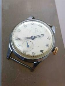 【送料無料】腕時計 ヴィンテージマニュアルvintage valex 1950s gents manual wind wristwatch in working order