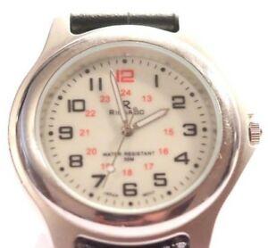 【送料無料】腕時計 ステンレススチールricardo r stainless steel wristwatch